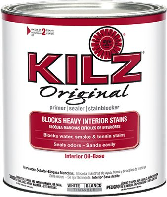 Kilz 10032 Original Low Voc Interior Oil Primer ()