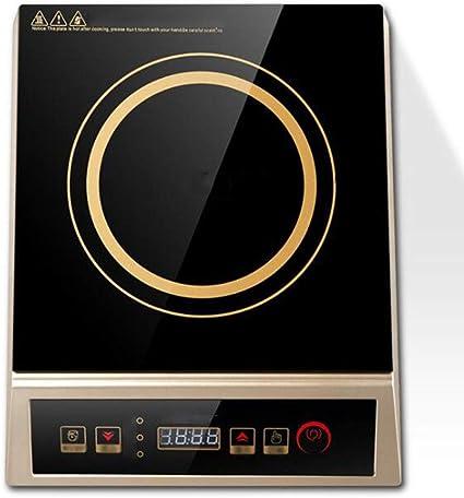 XGHW Cocina de inducción Placa de inducción portátil Placa ...