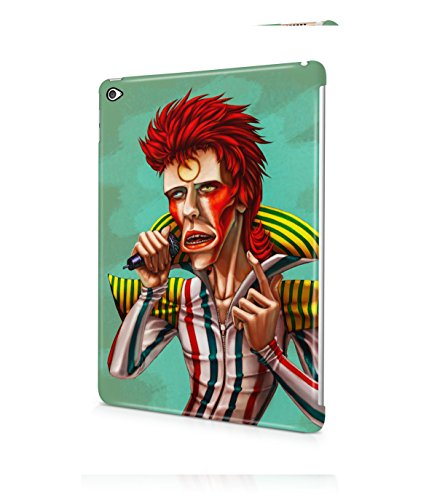 [Ziggy Stardust Costume David Bowie Plastic Snap-On Case Cover Shell For Apple iPad Air 2] (Kevin Mccallister Costume)