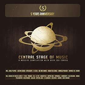 Various Artists-Central Stage Of Music - 5 Years