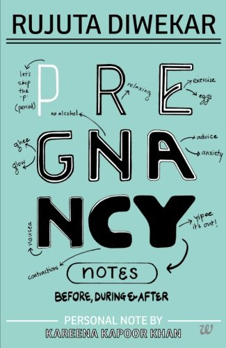 Pregnancy Notes: Before, During & After cover