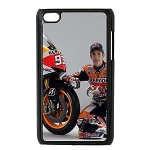 Ipod Touch 4 Phone Case Marc Marquez F5U8250 Kimberly Kurzendoerfer