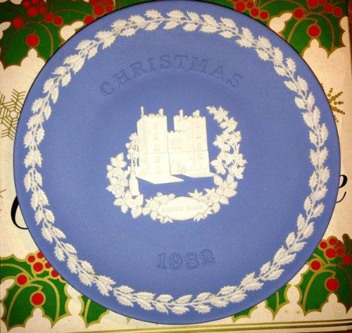 Wedgwood Christmas Plate 1982 ()