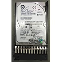 HP 512743-001 72GB hot-plug dual-port SAS hard disk drive - 15,000 RPM, 6Gb/sec transfer rate, 2.5-inch small form factor (SFF), Enterprise