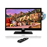 Pyle 23.6'' HD LED TV - 1080p HDTV with Built-in CD/DVD Player (PTVDLED24)