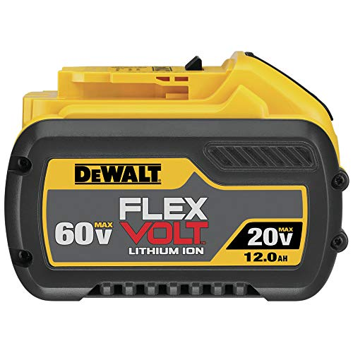 DeWalt DCB612 Flexvolt 20V/60V Max 12.0 Ah Battery