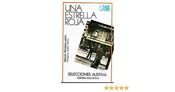UNA Estrella Roja: Amazon.es: Leon: Libros