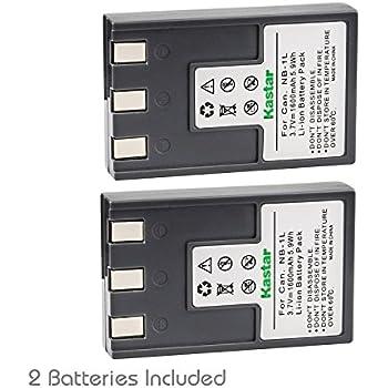 MICRO-USB CARGADOR para CANON Digital Ixus 500 V3 VII V V2