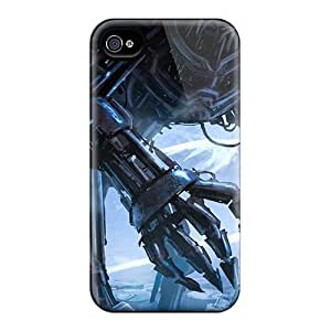 New Arrival OLV2098gGPN Premium Iphone 6 Cases(huge Robot Monster)
