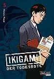 Ikigami, Band 5