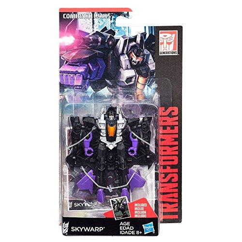 Transformers Hasbro Generations Combiner Wars Skywarp Legends Class