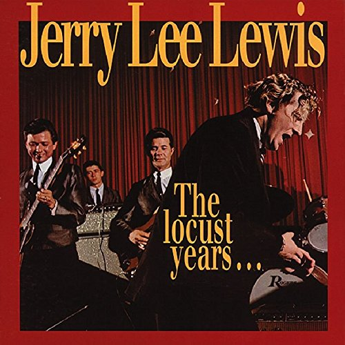 The Locust Years and The Return To The Promised Land by Lewis, Jerry Lee
