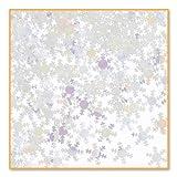 Arts & Crafts : Beistle Iridescent Snowflakes Confetti