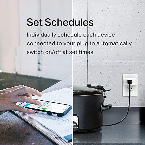 TP-Link Mini WiFi Smart Plug, Wi-Fi, Works with Alexa, Only