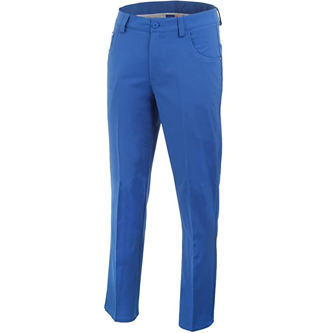 ee272b1c8ac9b2 Puma - Pantaloni da golf da uomo Strong Blue 46-44: Amazon.it: Abbigliamento
