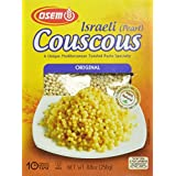 Osem Israeli Pearl Couscous, Original, 8.8 Ounce (Pack of 12) by Osem
