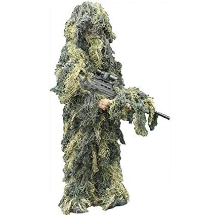 Amazon.com: Traje Deluxe Ghillie: Sports & Outdoors