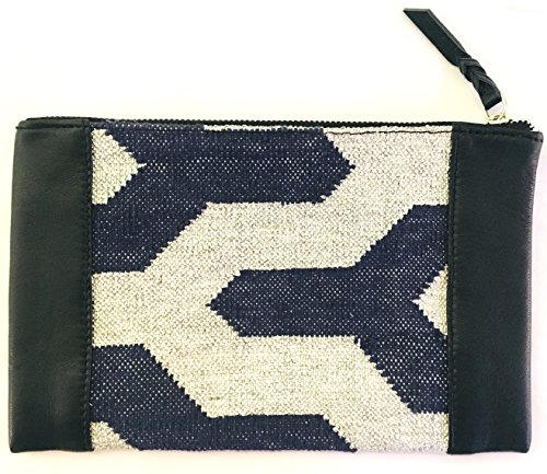 DS Luxury Living Unique Cotton Dhurrie Handmade Purse Clutch Pouch Handbag for Men and Women