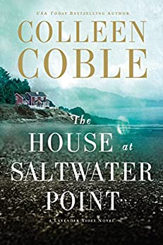 The dangerous beauty of Lavender Tides is harboring secrets that reach around the world….  The House At Saltwater Point by Colleen Coble