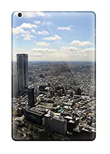 Amy Poteat Ritchie's Shop Hot 2214201K48385190 Special Skin Case Cover For Ipad Mini 3, Popular Tokyo City Phone Case