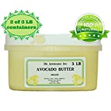 Cheap Avocado Butter Pure Organic Refined Raw by Dr.Adorable 6 Lb