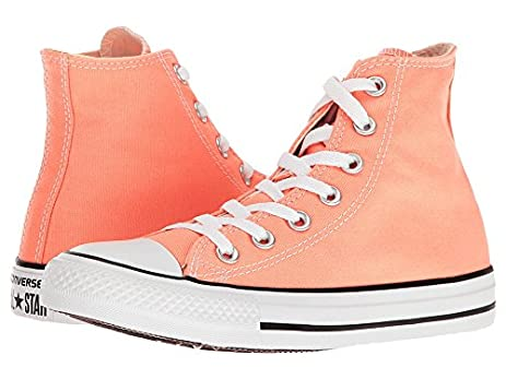 Converse Chuck Taylor All Star Seasonal Color Hi Sunset Glow Lace up casual  Shoes