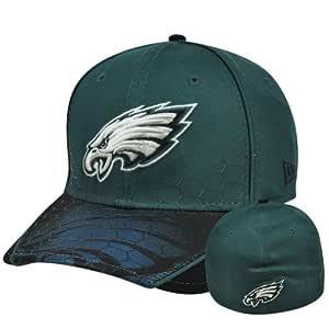 New Era 39THIRTY NFL Philadelphia Eagles híbrida hexagonal ...