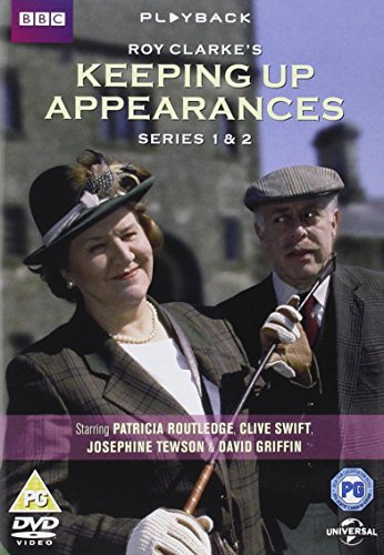 Keeping Up Appearances - Series 1 & 2 [DVD] (Keeping Up Appearances Season 2)