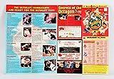 ufc fight programs - Ultimate Ultimate 1995 Poster Program