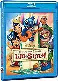 Blu-ray Disney Lilo e Stitch 1 + 2 [ Lilo & Stitch / Lilo & Stitch 2: Stitch Has a Glitch ] [ Brazilian Edition ] [ Audio and Subtitles in English + Portuguese + French + Spanish + Russian ]