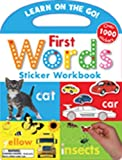 First Words Sticker Workbook, Sarah Creese, 1848795734