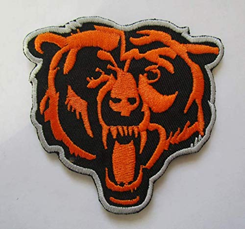 Chicago Bears Football Sport Logo Military Patch Fabric