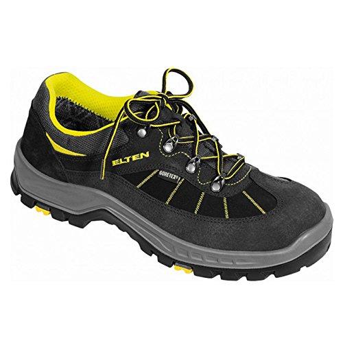 """Elten 29921-47 - Tamaño 47 s3 ci """"gtx hill bajo"""" zapato de seguridad - multicolor"""