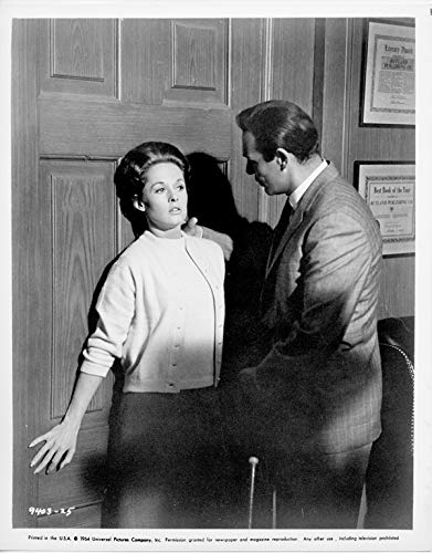 Alfred Hitchcock's Marnie original 1964 8x10 photo Tippi Hedren Sean Connery