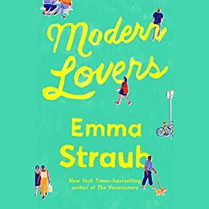 Modern Lovers Audiobook