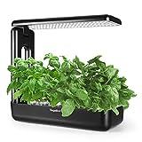 Hydroponics Growing System,Support Indoor Grow,herb Garden kit Indoor, Grow Smart for Plant, Built