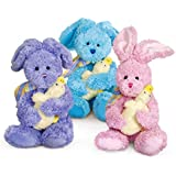 Springtime Friends Plush - Bunny & Duck (Pack of 3)