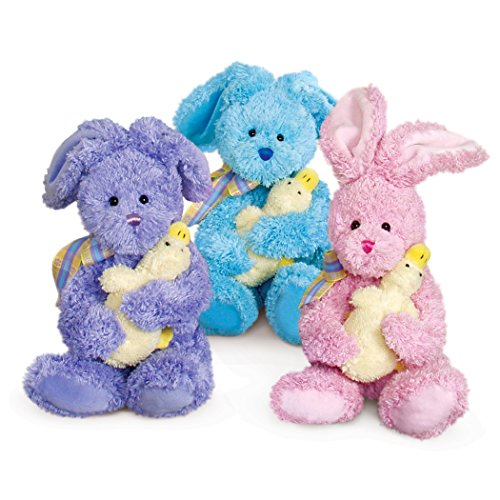 Gift Delight Bunny & Duck - Springtime Friends Plush (Pack of 3) ()