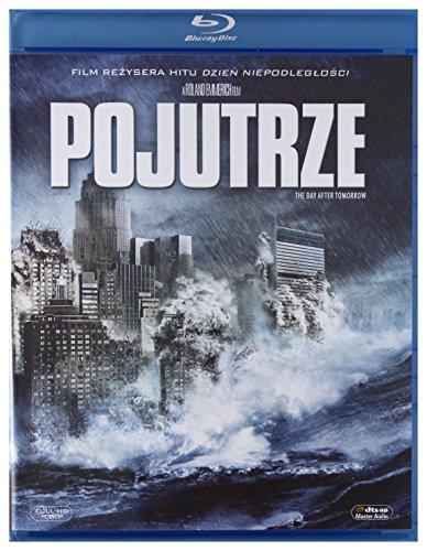 The Day After Tomorrow [Blu-Ray] (English audio. English subtitles)