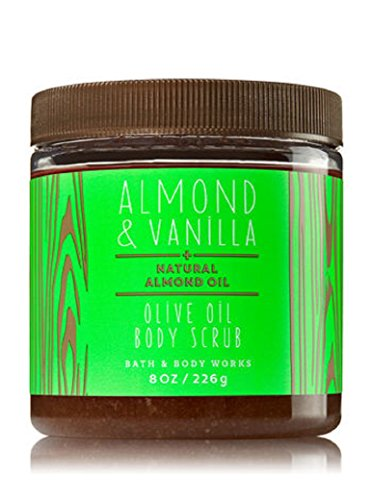 Bath & Body Works Olive Oil Body Scrub Almond & Vanilla by Bath & Body Works