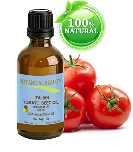 ITALIAN TOMATO SEED OIL 100% Natural/Cold Pressed Carrier Oi