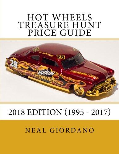 Price comparison product image Hot Wheels Treasure Hunt Price Guide: 2018 Edition (1995 - 2017)