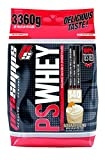 ProSupps PS Whey  Protein – Increases Strength and Muscle Growth – Stimulates Metabolism – Digests Quickly – 100% Whey Protein – 6 Great Flavor Options