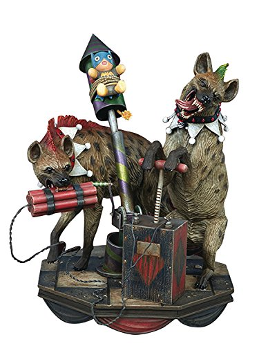 (Tweeter Head DC Super Powers Collection: Hyenas Bud & Lou Maquette Statue)