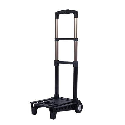 45a2451efbca Amazon.com: QQ888 Folding Portable Luggage Cart Lightweight Travel ...