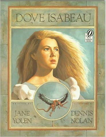 Dove Isabeau by Jane Yolen (1997-03-01)