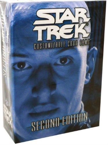 (Star Trek 2nd Edition CCG Romulan Pre-Construction Deck)