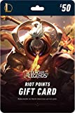 Software : League of Legends $50 Gift Card - NA Server Only [Online Game Code]