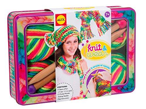 ALEX Toys DIY Wear Knit and Wear