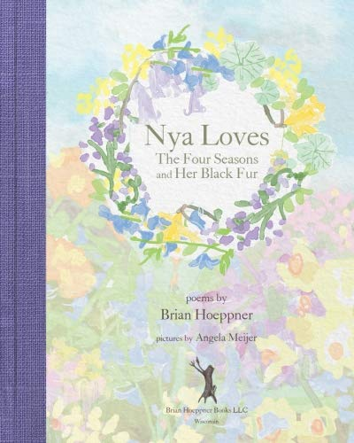 Nya Loves The Four Seasons and Her Black Fur (Volume 1)